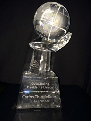 Award Picture mls ecuador acbir chooses propertyshelf mls as the official mls provider of ecuador