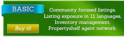 Propertyshelf Real Estate Developer and Builder Service Package Solutions