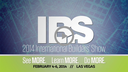 The National Association of Home Builders (NAHB) International Builders' Show (IBS) is the largest annual residential construction show in the world.