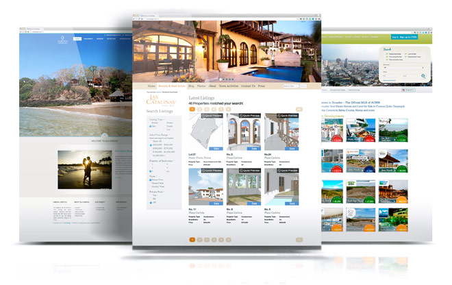Propertyshelf Websites Services