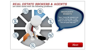 1. Agents - Problem -  Inadequate Website.jpg