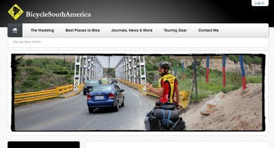 Bicycle South America